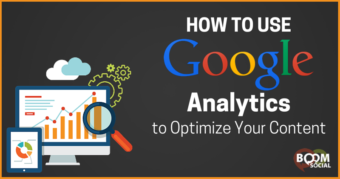 Great article on Boom Social by Kim Garst: How to Use Google Analytics to Optimize Your Content