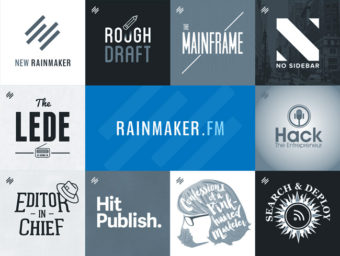 Rainmaker.FM – a new digital marketing podcast from Copyblogger