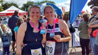 Setting Goals, recap of my 3rd Super Sprint Triathlon in Warwickshire