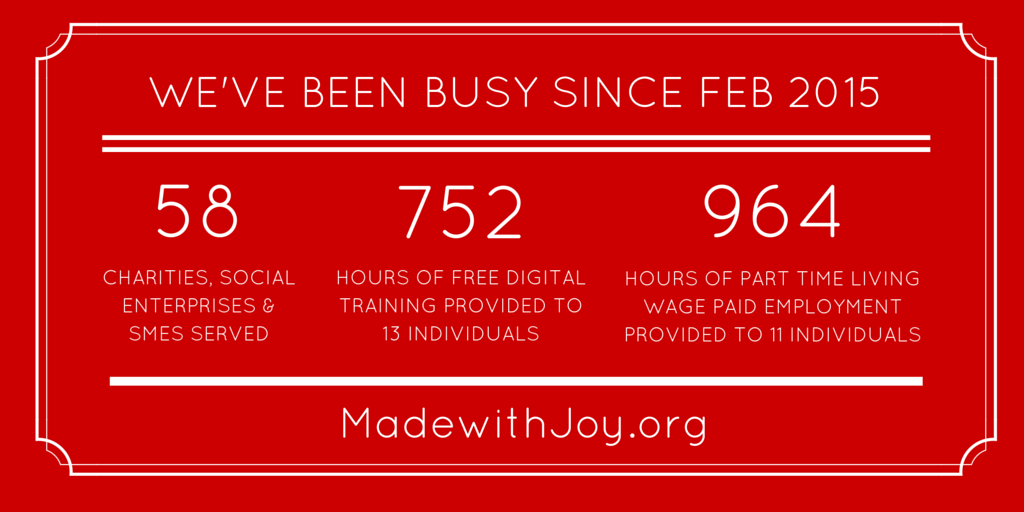 Made with Joy Social Impact Report