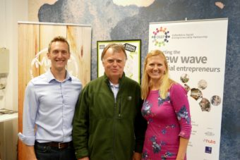 Key Members of Oxford's Political, Business and Social Enterprise Community Attend Launch of New Book from Made with Joy